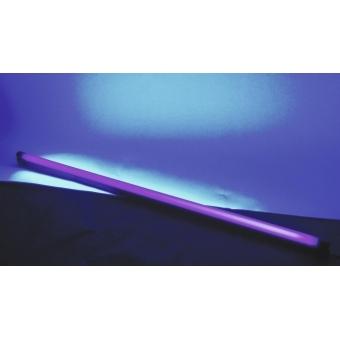 EUROLITE UV-Tube Complete Fixture 150cm 58W slim #5