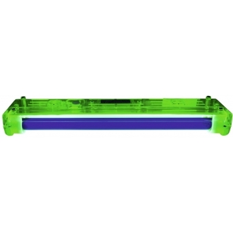 EUROLITE UV Tube Complete Fixture 45cm 15W green #4