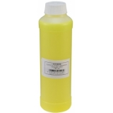 EUROLITE UV-active Stamp Ink, transparent yellow, 250ml