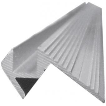 EUROLITE Step Profile 10x10mm silver 2m