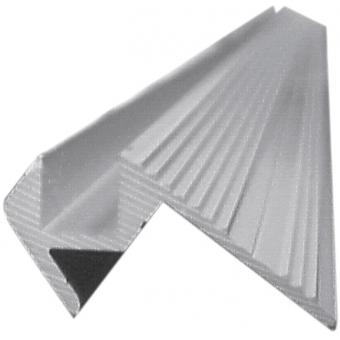 EUROLITE Step Profile 10x10mm silver 4m #1