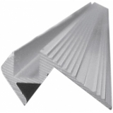 EUROLITE Step Profile 10x10mm silver 4m