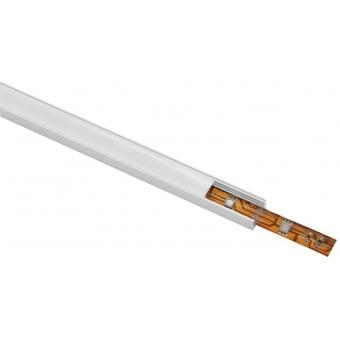 EUROLITE U-profile for LED Strip silver 4m #4
