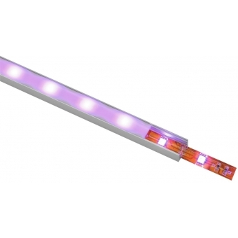EUROLITE U-profile for LED Strip silver 4m #5