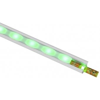 EUROLITE U-Profil MSA für LED Strip silver 2m #5