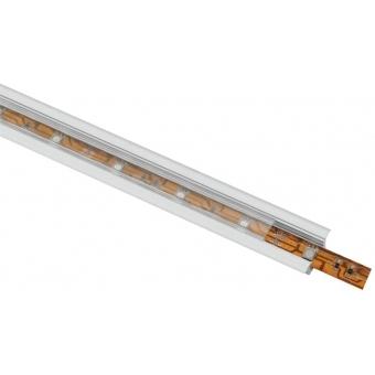 EUROLITE U-Profil MSA für LED Strip silver 2m #6