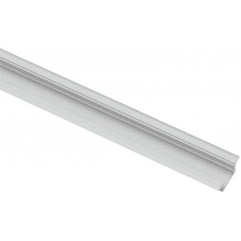 EUROLITE U-Profil MSA für LED Strip silver 4m