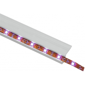 EUROLITE Step Profile for LED Strip silver 2m #4