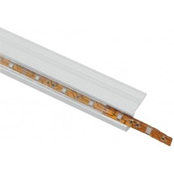 EUROLITE Step Profile for LED Strip silber 4m #7