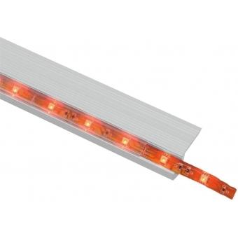EUROLITE Step Profile for LED Strip silber 4m #8