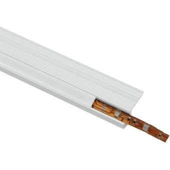 EUROLITE Cover for LED Strip Profile milky 2m #2