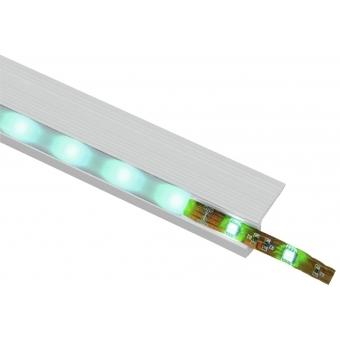 EUROLITE Cover for LED Strip Profile milky 2m #3