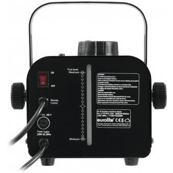 EUROLITE N-19 Smoke Machine black #3
