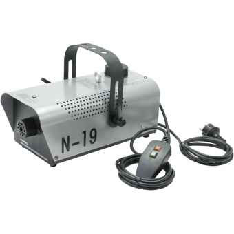 EUROLITE N-19 Smoke Machine silver #2