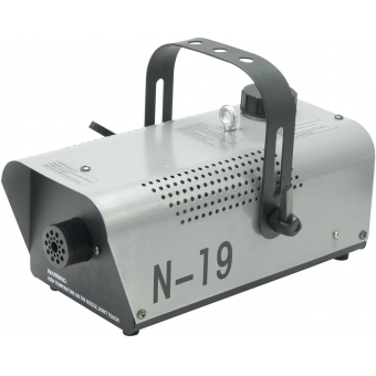 EUROLITE N-19 Smoke Machine silver #4