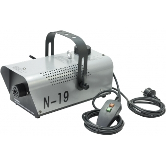 EUROLITE N-19 Smoke Machine silver #5