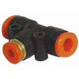 ANTARI FTA-664 T-Piece, 2x6mm / 1x4mm