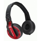 Pioneer HDJ 500 Red - DJ Headphones