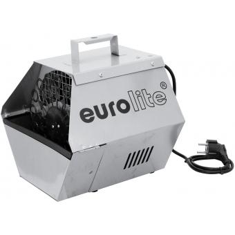 EUROLITE B-90 Bubble Machine silver