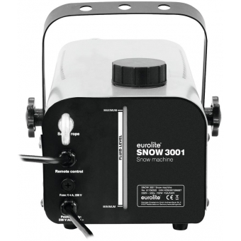 EUROLITE Snow 3001 Snow Machine #5