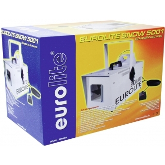 EUROLITE Snow 5001 Snow Machine #4