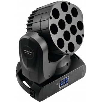 EUROLITE LED TMH-12 Moving Head Beam #2
