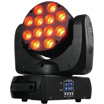 EUROLITE LED TMH-12 Moving Head Beam #4