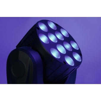 EUROLITE LED TMH-12 Moving Head Beam #6