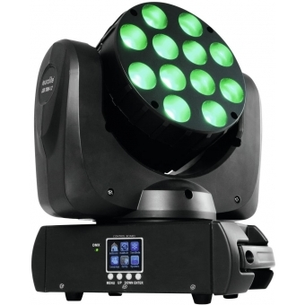 EUROLITE LED TMH-12 Moving Head Beam #7