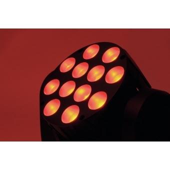 EUROLITE LED TMH-12 Moving Head Beam #8