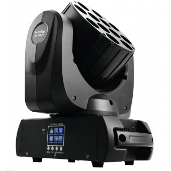 EUROLITE LED TMH-12 Moving Head Beam #9