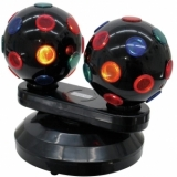 EUROLITE Mini Double ball Eeam Effect