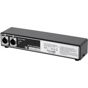 FUTURELIGHT DMD-512 DMX Monitor Driver #2