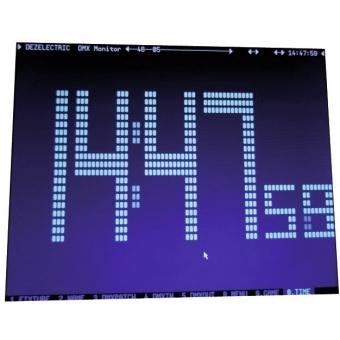 FUTURELIGHT DMD-512 DMX Monitor Driver #10