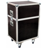 ROADINGER Flightcase 2x DJ-Scan 600