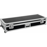 ROADINGER Flightcase 4x POS-12 LED TCL PS