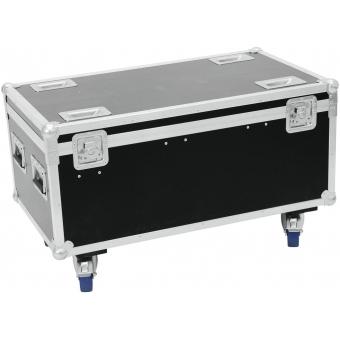 ROADINGER Flightcase 6x EYE-7 RGBW