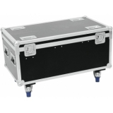 ROADINGER Flightcase 6x EYE-7 RGBW