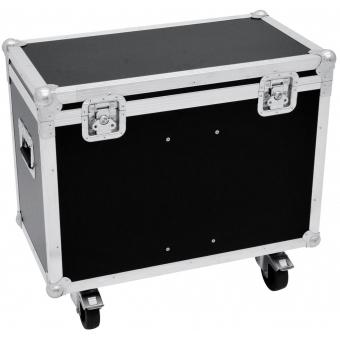 ROADINGER Flightcase 2x DMH-30/DMH-40