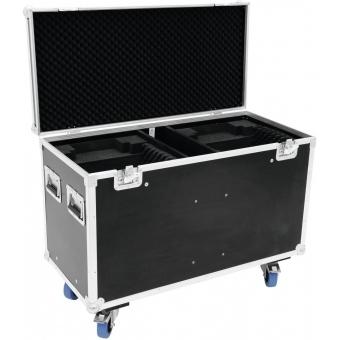 ROADINGER Flightcase 2x DMH-90/150/DMB-60/PLB-230 #4