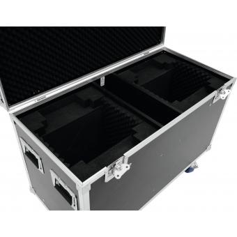 ROADINGER Flightcase 2x DMH-90/150/DMB-60/PLB-230 #6