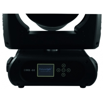 FUTURELIGHT DMB-60 LED Moving-Head #6