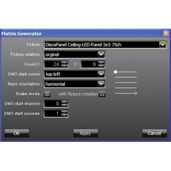MADRIX NEO - USB DMX512 interface+License #3
