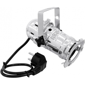 EUROLITE LED PAR-16 3200K 3W Spot sil #2
