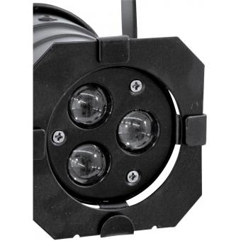 EUROLITE LED PAR-16 3200K 3x3W Spot bk #4