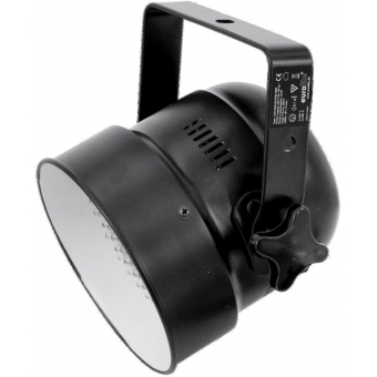 EUROLITE LED PAR-56 RGB 5mm Short 5CH bk