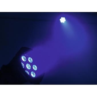 EUROLITE LED ML-30 QCL 7x8W Floor bk #5