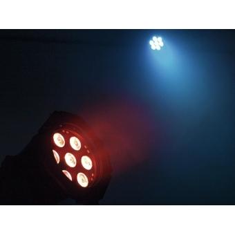 EUROLITE LED ML-30 QCL 7x8W Floor bk #7