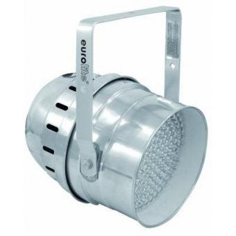 EUROLITE LED PAR-64 UV 10mm Short silver #2