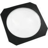 EUROLITE Fresnel Lens for LED COB ML-56, black